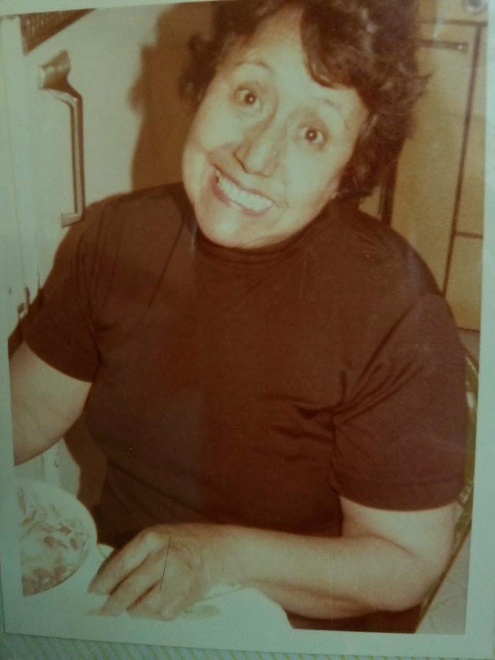 Great Grandama Hererra